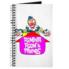 """ROMPER ROOM & FRIENDS"" Journal"