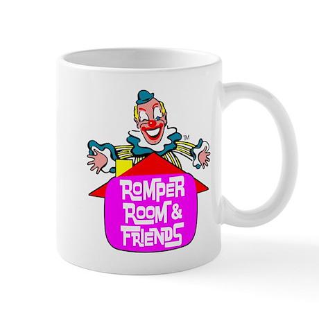"""ROMPER ROOM & FRIENDS"" Mug"