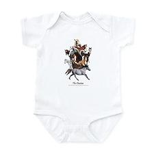 Choctaw Horse Infant Bodysuit