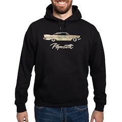 Classic Plymouth Hoodie (dark)