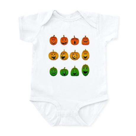 Jack-o-Lanterns Infant Bodysuit