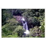 Waterfall Large Poster