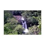 Waterfall Mini Poster Print