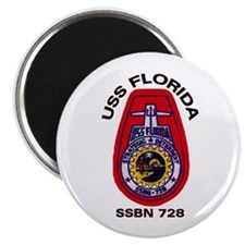 USS Florida SSBN 728 Magnet