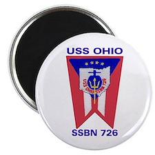 USS Ohio SSBN 726 Magnet