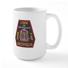 USS Georgia SSBN 729 Mug