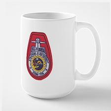 USS Florida SSBN 728 Large Mug