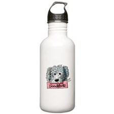Doodleholic Water Bottle
