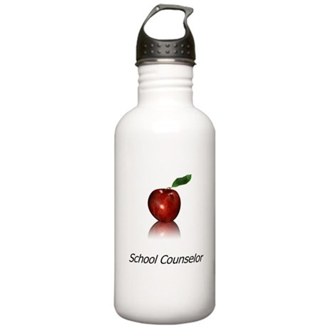 School Counselor Stainless Water Bottle 1.0L