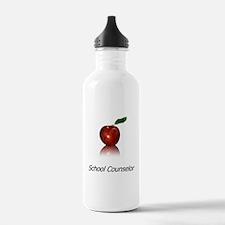 School Counselor Water Bottle