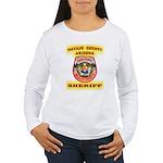 Navajo County Sheriff Women's Long Sleeve T-Shirt
