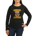 Navajo County Sheriff Women's Long Sleeve Dark T-S