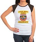 Navajo County Sheriff Women's Cap Sleeve T-Shirt
