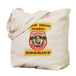 Navajo County Sheriff Tote Bag