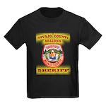 Navajo County Sheriff Kids Dark T-Shirt