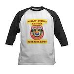 Navajo County Sheriff Kids Baseball Jersey