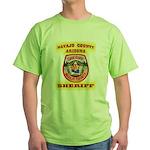 Navajo County Sheriff Green T-Shirt