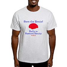 Save the Brain! T-Shirt