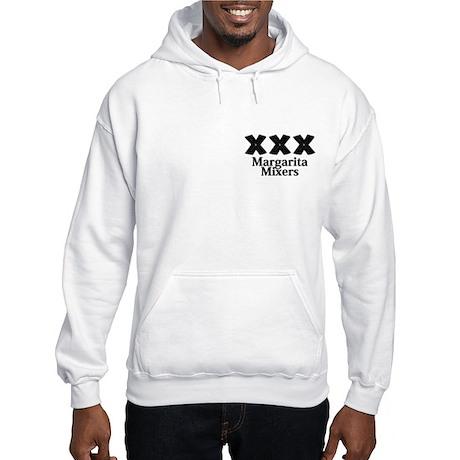 Margarita Mixers Logo 12 Hooded Sweatshirt Design