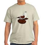 Silesian Swallow Pigeon Light T-Shirt