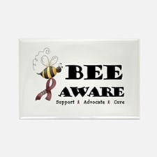 Bee Aware - APS Rectangle Magnet