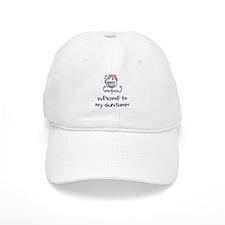Welcome girl Baseball Cap