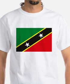 St. Kitts and Nevis Flag Shirt