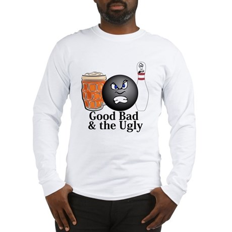 Good Bad And The Ugly Logo 10 Long Sleeve T-Shirt