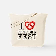 Cute Oktoberfest Tote Bag