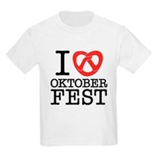I love Oktoberfest Shirt T-Shirt
