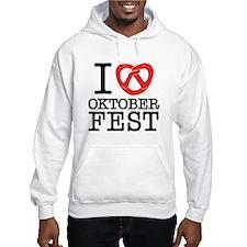 I love Oktoberfest Shirt Hoodie