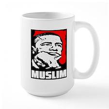 """""""Barack Obama: Muslim!"""" Mug"""