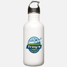 Troy's Flying Services Water Bottle