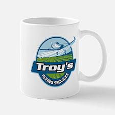 Troy's Flying Services Mug