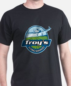 Troy's Flying Services T-Shirt