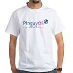 Pinguy OS White T-Shirt