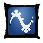Pinguy OS Throw Pillow
