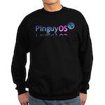 Pinguy OS Sweatshirt (dark)