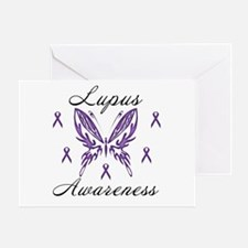 Lupus Awareness Greeting Card