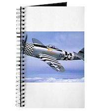 P-47 Thunderbolt Journal
