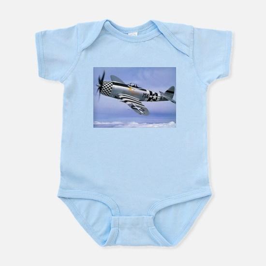 P-47 Thunderbolt Infant Creeper