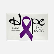 Hope - Lupus Rectangle Magnet