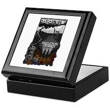 Skeleton Stories 2 Keepsake Box