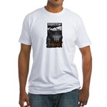 Skeleton Stories 2 Fitted T-Shirt