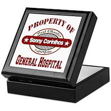 Property of Sonny Corinthos Keepsake Box