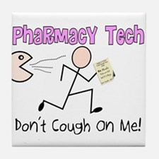 Pharmacist II Tile Coaster