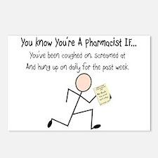 Pharmacist II Postcards (Package of 8)