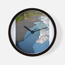 Bali Western Shore Wall Clock