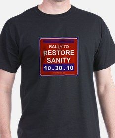 Cute Rally to restore sanity T-Shirt