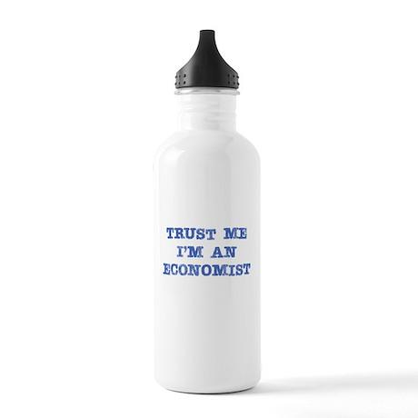 Economist Trust Stainless Water Bottle 1.0L